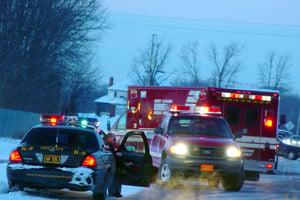 car-accident-snow-ambulance