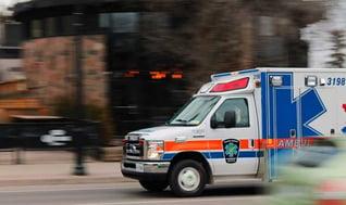 CAN-ambulance