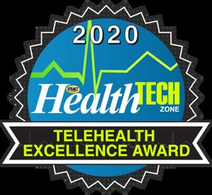 Award-HealthTechZone-TeleHealth-2020