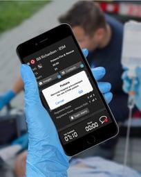 ems-hospital-communication-phone