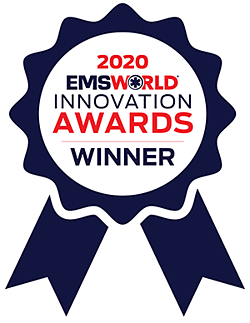 Marketing Press Release 20201026 Award-EMS-World-Ribbon-WINNER-2020-300x388