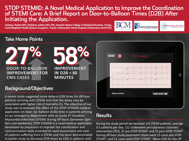 Stemi After Hours Poster