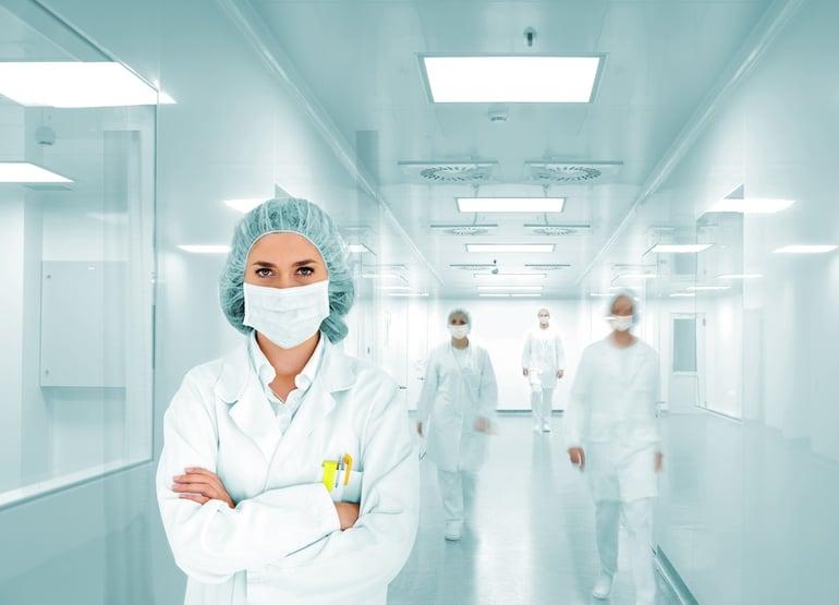Scientists team at modern hospital lab, group of doctors.jpeg