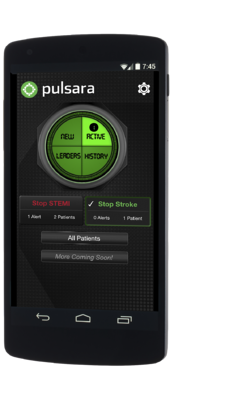 stroke home screen pulsara